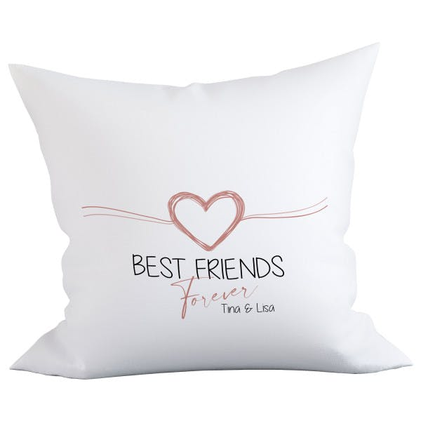Kissen beste Freundin 1
