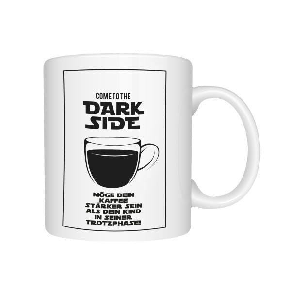 Kaffeebecher Dark Side 1